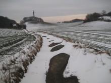 Møn Winter Rund um den Funkturm 205