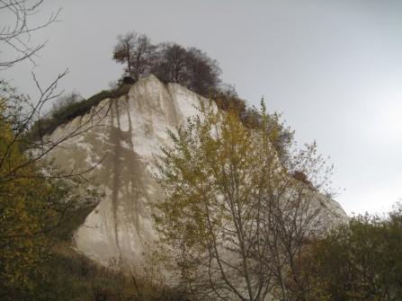 Møns Klint Kreidefelsen Puggaards Klint - Vitmunds Nakke 151