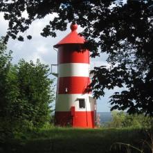 Leuchtturm bei Liselund auf Møn