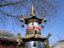 Turm in Dali, China