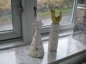 Keramik von Heidi Bruun Pedersen