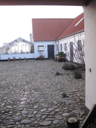 Platz zum Arbeiten (Werkstattflügel, Tranemarkegård)