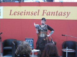 Anja Bagus Leipziger Buchmesse Fantasy-Lesung