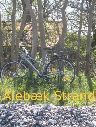 Ålebæk Strand Fahrradtour 01 084