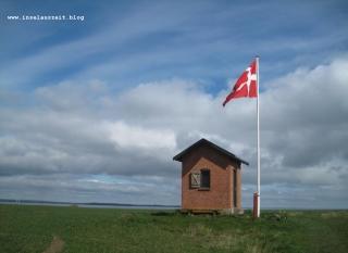 Hygge auf Nyord Lotsenmuseum
