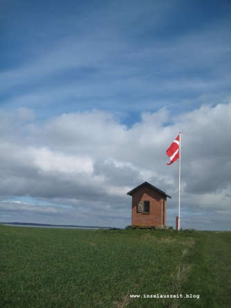 Nyord Lotsenmuseum kleinstes Museum von Dänemark