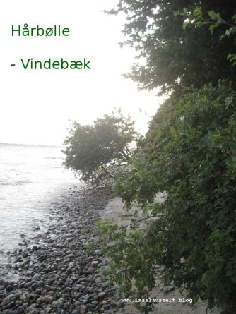 Camønoen Vindebæk Strandvej - Hårbølle Havn 080