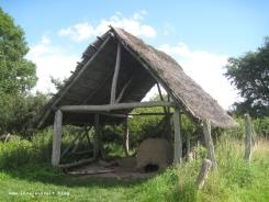 Töpferhütte