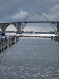 Elf gute Gründe auf eine Insel zu ziehen Møn-Brücke Kalvehave Havn