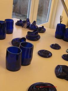 Glaskunst Mette Folmer Møn Julerute 214