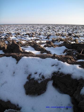 Grundtvig Skyerne gråner dänisches Lied übersetzt Acker mit Schnee