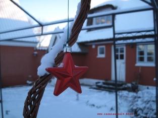 Grundtvig Skyerne gråner dänisches Lied übersetzt Stern und Schnee