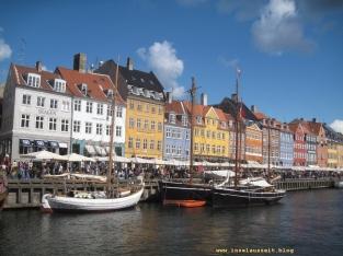 Kopenhagen København Nyhavn 022