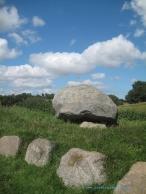 Sagnlandet Lejre Freilichtmuseum Steinzeit Bronzezeit Eisenzeit Dänemark 029