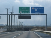 Rückfahrt von Malmö