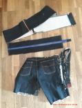 01 4 Tasche aus alter Stickerei und Jeans Upcycling Fischer Skagen nähen