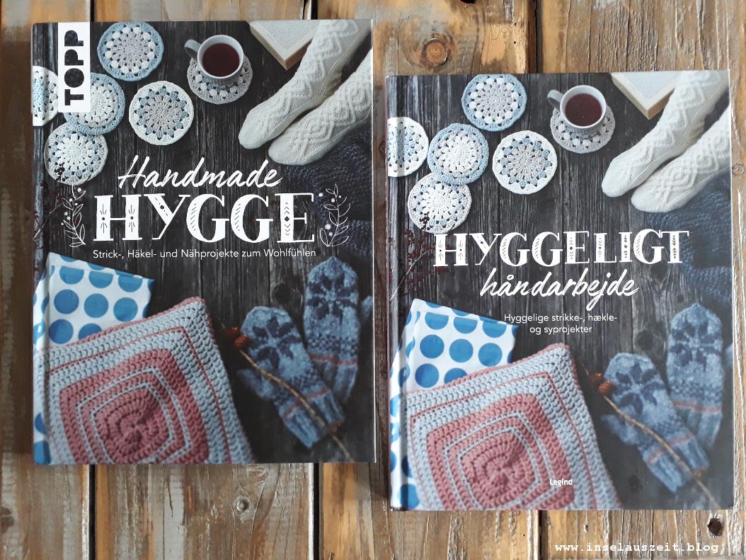 Handmade Hygge Hyggeligt håndarbejde Carmen Wedeland